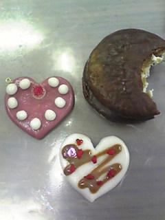 バレンタインチョコ作ったよ